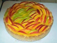 Torta gelada de maçã - iDicas