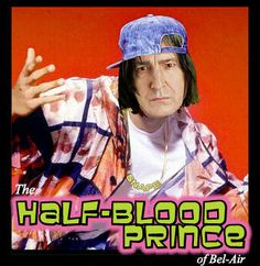 The Half-Blood Prince of Bel Air