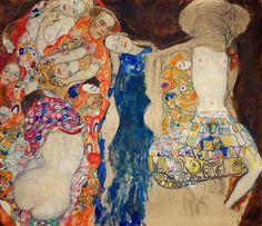 """La Mariée"" de Klimt (1918)"