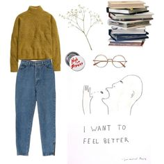 High on stress by cornelia-poeschl on Polyvore featuring polyvore fashion style H&M