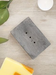 Faux Stone Soap Dish DIY | ctrl + curate
