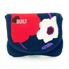 BUILT Neoprene Ultra Compact Camera Envelope - Lush Flower