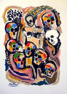 Mexico/Dia de los muertos