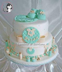 (3) Emozioni di Zucchero by Nina - Torte Decorate in pasta di zucchero