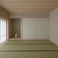 Japanese Door, Japanese House, Zen Interiors, Simple House, Tiny House, Walls, Rooms, Interior Design, Outdoor Decor