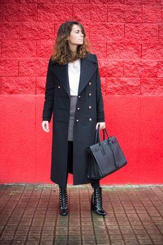 black and white look, polin et moi, fashion blog, work look, moda, http://wp.me/p69Mqw-14M estilo, cool lemonade