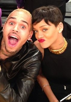 Rihanna And Chris Brown Poster Children of Domestic Violence