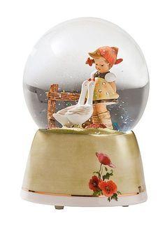 vintage globes met m.i hummel