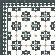 Hallway Tiles, Mosaic Tile Floor, Entryway Flooring, Tile Floor Patterns, Google Search, Victorian Tile, Geometric Tile, Tile Pattern