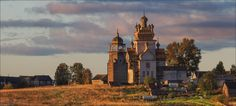 Church of the Transfiguration of Our Lord in Turchasovo, Arkhangelsk oblast, Russia