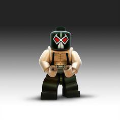 Lego Bane for Lego Batman 2: DC Super Heroes