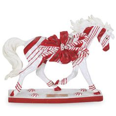 Candy Cane Horse of a Different Color
