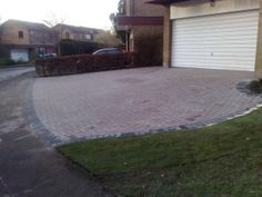 Driveways Edinburgh   The Garden Construction Company