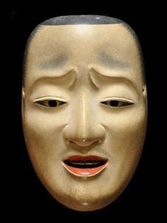 Nohmask by Ichiyu Terai | 寺井一佑の能面