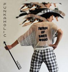 """""""ФАНКАХОЛИК"""" - прва модна колекција на дизајнерката на накит Еми Норис Rebel Fashion, Robin, Fashion Jewelry, T Shirt, Collection, Tops, Supreme T Shirt, Tee Shirt, Trendy Fashion Jewelry"""