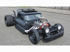 Find this Rat Rod or one like it by  Clicking Here      This is a freshly built Street Legal Rat Rod using a 1965 Chevrolet C-10 body on a ...