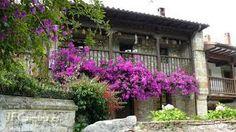casas asturianas