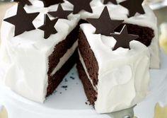 Starred Cake