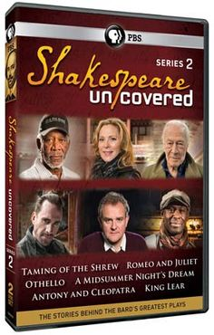 Six episodes combine history, biography, iconic performances, new analysis and the personal passion of its celebrated hosts -- Morgan Freeman, Joseph Fiennes, David Harewood, Hugh Bonneville, Kim Cattrall, and Christopher Plummer -- to tell the story behind the stories of Shakespeare's greatest plays.
