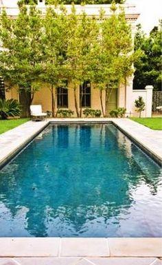 a lap pool!  -- in my dreams!