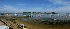 port de Pénerf à marée basse Station Balnéaire, Beach, Water, Outdoor, Dolphins, Bass, Brittany, Gripe Water, Outdoors