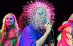 Juxtapoz Magazine - MoMA to Present Full-Scale Björk Retrospective