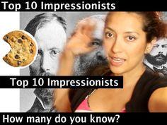 Top 10 Impressionists