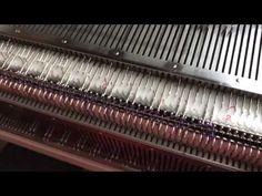 Резинка 2*2 по МК Валентины Аванесян - Машинное вязание - Страна Мам