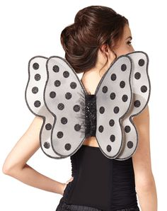 Dot Adult Butterfly Wings – Spirit Halloween