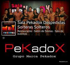 Sala Pekadox especial para las despedidas de soltera y soltero en Malaga