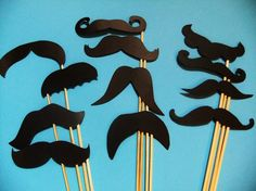more and more mustachees♥♥