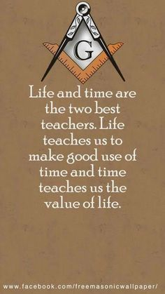 Life and time