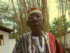 """Casa Fanti Ashanti - parte 2/2.  (""""Enviado em 8 de maio de 2010 Documentário sobre a Casa Fanti Ashanti, São Luis, Maranhão, Brasil."""").  Ainda sobre Pai Euclides Talabyan & Bumba-Meu-Boi! O Babalorixá da Casa Fanti Ashanti que produziu o (Canto-que-Dança) do Jeje-Nagô com o Bumba-meu-Boi. Ah! como foi. E Eu Amando Tudo Isso! - Wellington Pará!"""