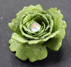 Susannesblog: DIY rolled roses