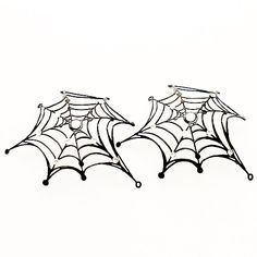 @bacibrand Baci Lingerie Ragnatele Nipple Pasties, $39.00 Match your favorite mask with our black enameled spiderweb-shaped filigree nipple pasties, adorned with Swarovski Crystal Elements.(http://www.dallasnovelty.com/baci-lingerie-ragnatele-nipple-pasties/)