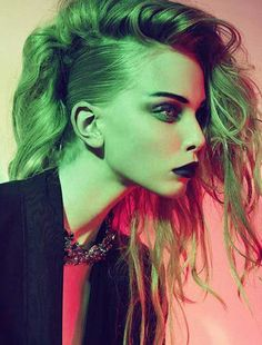 20+ Punk Rock Hairstyles for Long Hair | Hairstyles & Haircuts 2014 - 2015