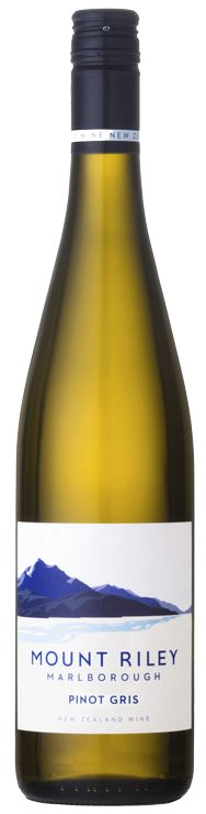 2014 Mount Riley Pinot Gris — Mount Riley Wines Blenheim, Marlborough