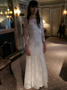 Claire Pettibone Romantique 'Maybelle', Sunset Collection at Bridal Market
