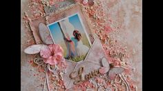 Mother's Love- Mixed Media Scrapbooking Layout for Stamperia