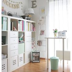 Evelyn La Fleur #craftroom #workspace #scrapbooking @evelynlafleur Instagram photos | Websta