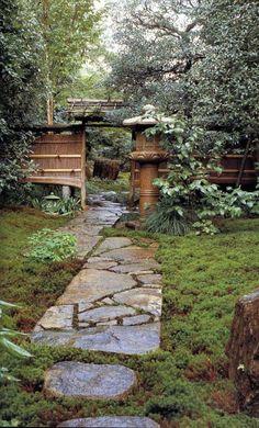 京都二条城近くにある緑の空間