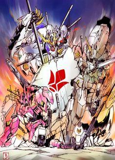 Gundam Guy Awesome Gundam Digital Artworks Updated