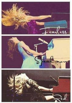 if you're lucky enough to be different from someone else, don't ever change! - Taylor Swift