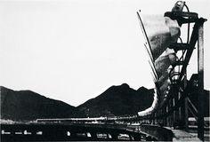 Maracanã em 1950, iluminado pela GE