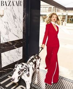 Gigi Hadid Sits Down With Blake Lively For an Intimate Conversation on Social Media & Self-Love - HarpersBAZAAR.com