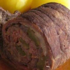 Rezept Bibis Rouladen von BibiKu - Rezept der Kategorie Hauptgerichte mit Fleisch