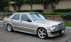 1987 Mercedes Benz 2.3-16v