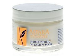 Astara Skincare Nourishing Vitamin Mask - 2 fl oz by Astara Skincare. $45.00. A creamy moisturizing mask that wakes up dull skin to leave it softer and younger-looking.. Just like your body needs a mutivitamin, so does your skin. Astara Skincare Nourishing Vitamin Mask is fortified with potent vitamins and skin-softening extracts for firmer, more radiant skin. Hyaluronic Acid restores the skin's moisture barrier, creating soft, hydrated skin..... Save 10% Off!