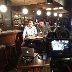 Bastidores do vídeo