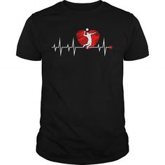 Cool volleyball Heartbeat Sports Shirts Shirts & Tees